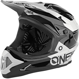 O'Neal Backflip Casco Bungarra, black/gray